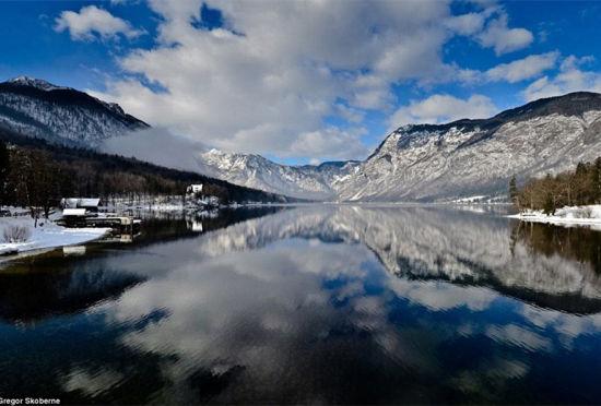 摄影师带你欣赏斯洛文尼亚渤兴湖的美景