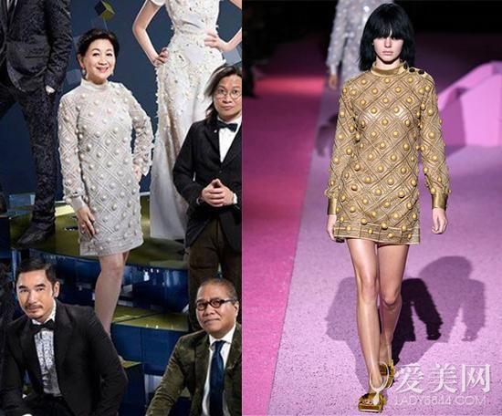 香港电影金像奖海报出炉 准影后衣品大战已打响