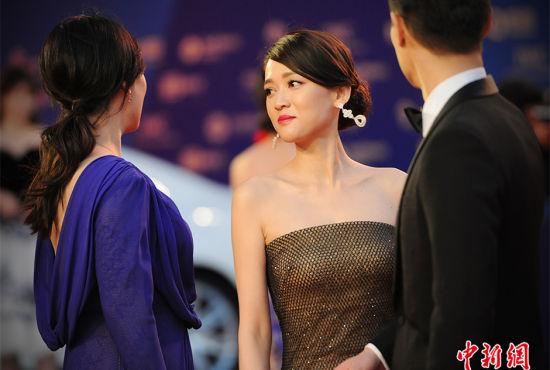 第五届北京国际电影节红毯美人颜值大比拼