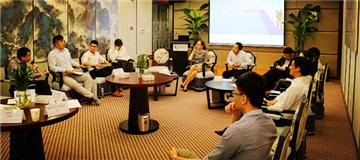 新深金互联网金融创客系列沙龙自由讨论环节