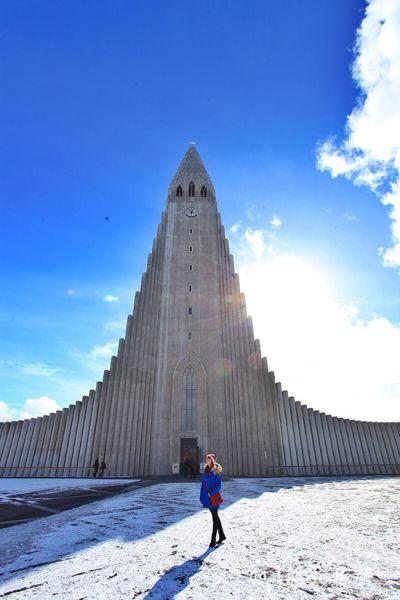 纵情驰骋在冰与火的天地间 冰岛环岛自驾游_新