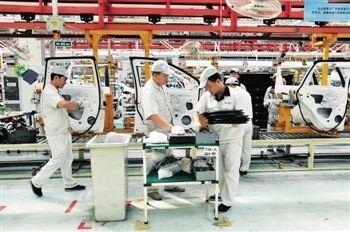 河北通过调整产业结构迎来装备制造业的蓬勃发展