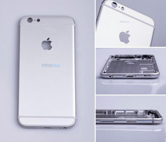 新浪科技讯 北京时间7月1日凌晨消息,据美国科技博客AppleInsider报道,一名与苹果公司供应链关系密切的消息人士披露了iPhone 6S的谍照。这些照片显示,从外观上来看,iPhone 6S跟iPhone 6和iPhone 6 Plus将十分相似,但内部则将有许多改变。   谍照显示,下一代iPhone的背面设计将与当前款iPhone相同,这跟从iPhone 5到iPhone 5S的过渡类似。iPhone 6S跟iPhone 6Congo外观上来看并无显著变化,不过其太空灰的颜色仍旧较