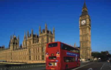 英國的風景名勝大都云集倫敦