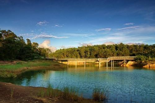 深圳聚龙山湿地公园