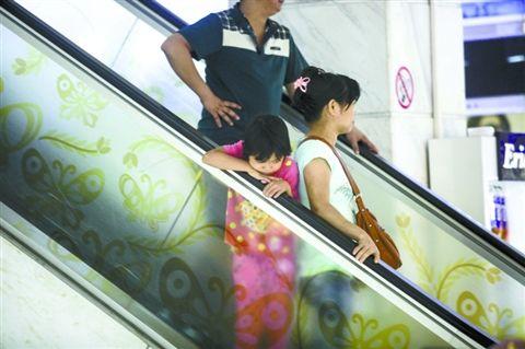 扶梯安全回路电路图
