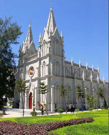 维多尔天主教堂
