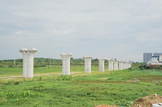 长隆野生动物园 高速 路牌