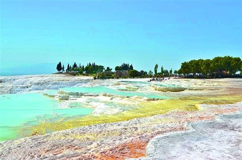 土耳其旅游价格不菲,一般在1万至1万8之间