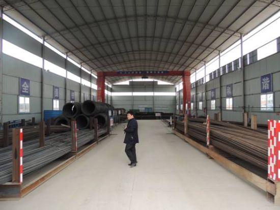 图纸加工场3d钢筋建模建筑图片
