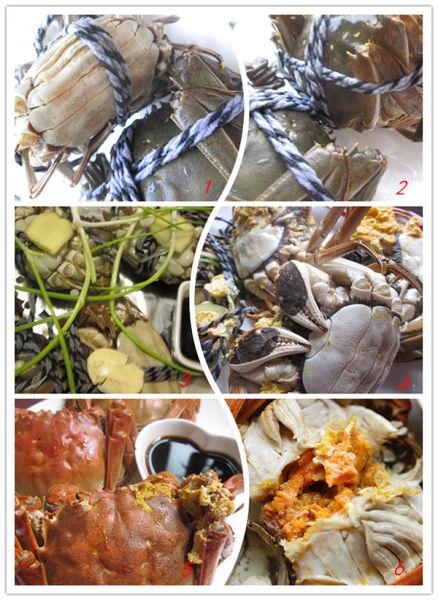 海鲜的吃法图解