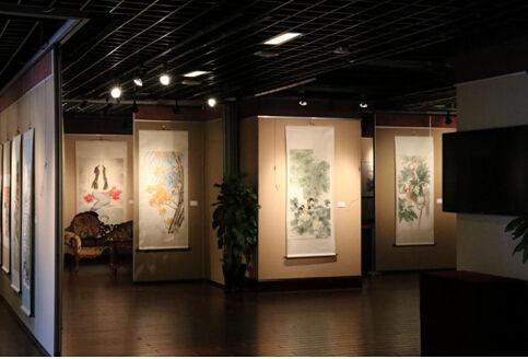 梅兰芳先生书画收藏联展 上海国际艺术节特别邀请