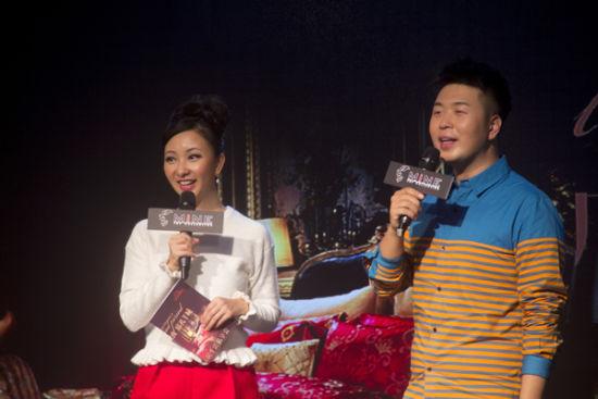 芒果台主持人杜海涛PK羊城靓女名嘴张曼莉