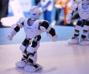 家庭人形机器人