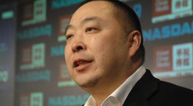 华视传媒董事局主席兼CEO李利民