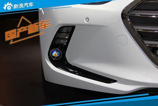 北京现代领动15日下线 沿用海外设计