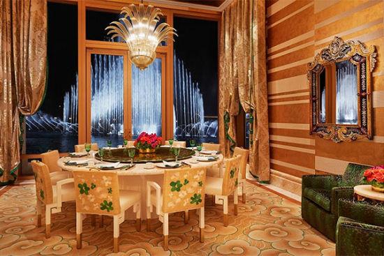 永利皇宫于澳门路氹正式开业