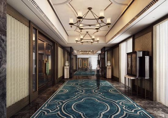 广州富力丽思卡尔顿酒店全新豪华宴会厅盛大揭