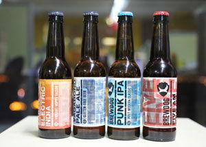 英国精酿啤酒打入中国市场