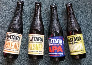 新西兰独有的活化石大蜥蜴啤酒