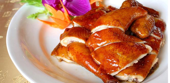 挥别白切鸡!向着美味豉油鸡进攻