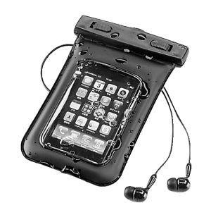 记者在网上搜到的防水手机套。