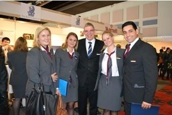 瑞士国际招聘会,造就全球就业第一的酒店管理大学