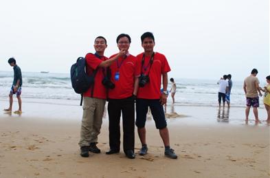 海陵岛和中华旅游名博有个约会