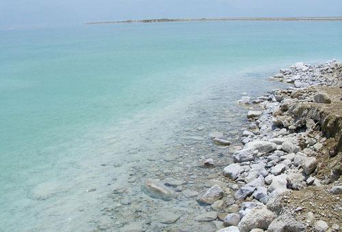神奇的死海