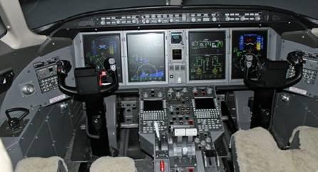 幻视达飞行仿真驾驶模拟器:逼真驾驶真飞机