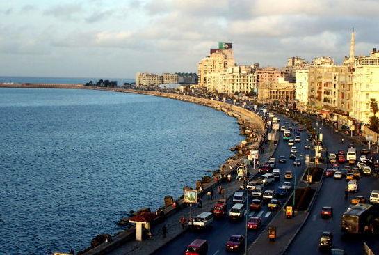 世界上最拥堵的城市 埃及之都开罗游记