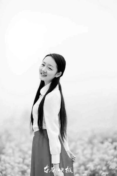 陈咏薇的生活照(图由受访者提供)