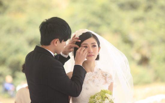 张杰谢娜婚礼