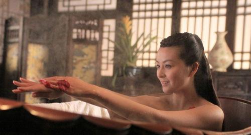 林志玲范冰冰女王范
