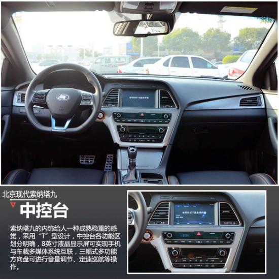 北京现代新索纳塔今日上市 预售19万起