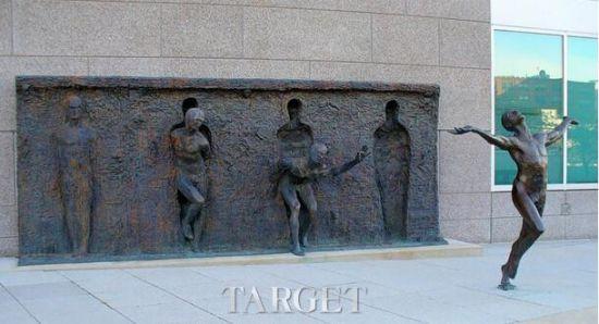 全球最具创意的雕塑作品