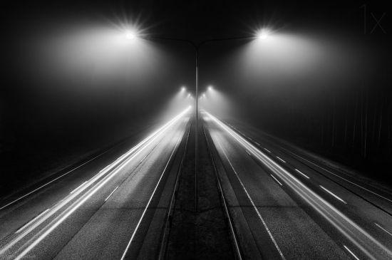 摄影师作品:静谧空灵的夜晚风光
