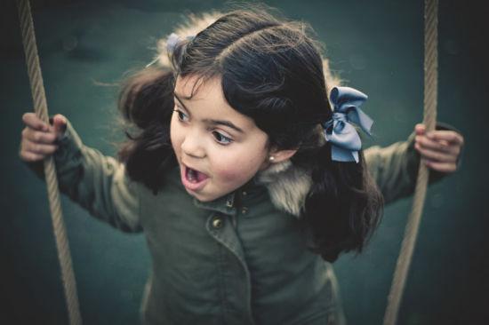 拼妈的摄影时代:美丽小妞的成长记录照