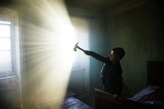 和光影玩游戏:光线创作有意境的摄影作品