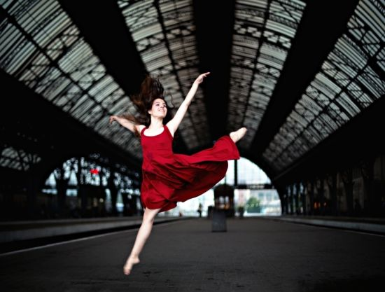 芭蕾灵感情绪的独特魅力