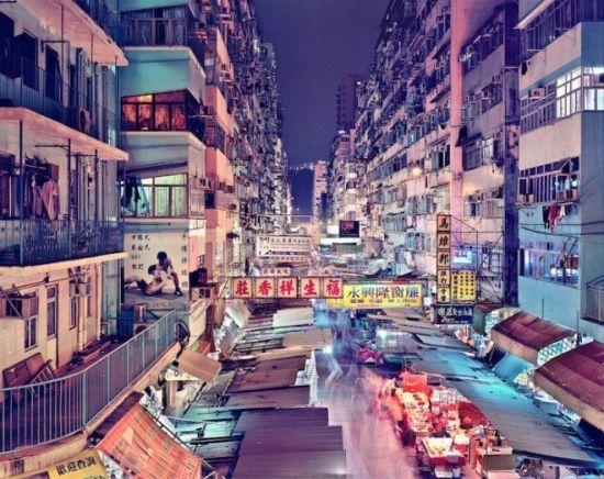 德国摄影师ThomasBirke摄影:霓虹香港