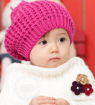 冬天妈妈怎样给宝宝选购帽子