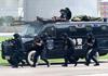警方反恐演习