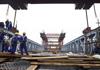 广州海珠桥合龙