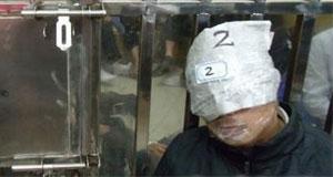 惠州打掉23人盗窃团伙 胶带封嘴防串供