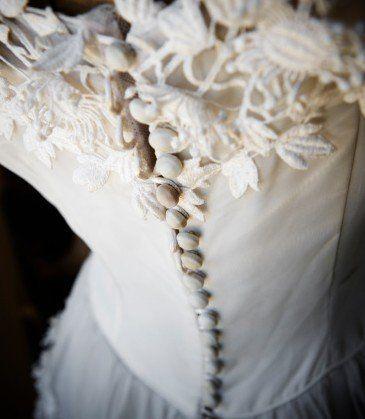 结婚穿二手婚纱正在流行中