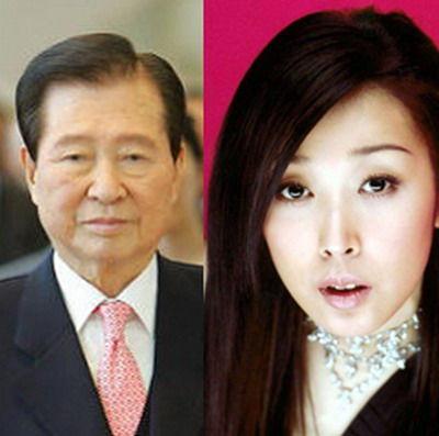 孙悦vs韩国总统金大中