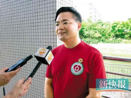 中山律师林少杰的做法让人动容历时15年他无偿献血110公斤