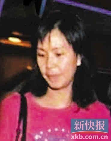 前妻陈少霞
