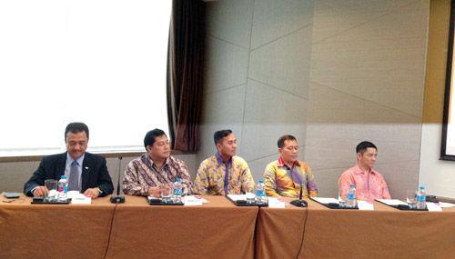 2013印尼雅加达市政府旅游文化局中国路演广州站活动嘉宾